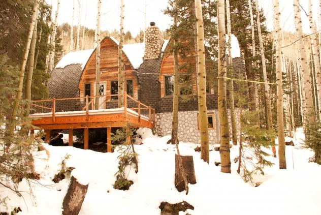 Exterior - Blanche's Retreat - Secluded, private cabin - Brighton - rentals