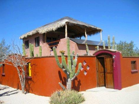 Casa Cactus - Cabo Pulmo ~ Casa Cactus ~ 2bed 2bath entire house - Cabo Pulmo - rentals