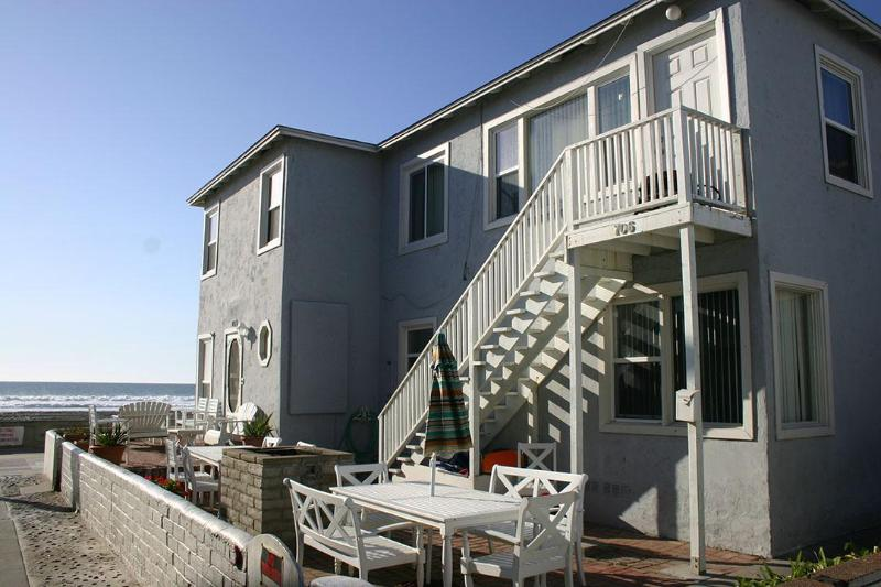 Lovely Relaxing Ocean View - Image 1 - Pacific Beach - rentals