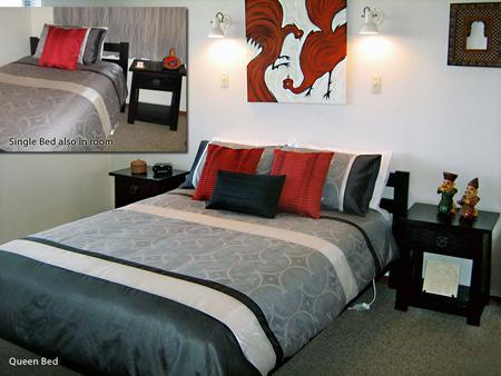 Room 2 bedroom - Rotorua City Homestay B&B, Room 2 - Rotorua - rentals