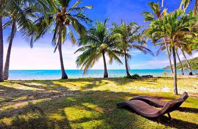 Oak Beach Villa 3 Brm Ocean Front House - Image 1 - Oak Beach - rentals