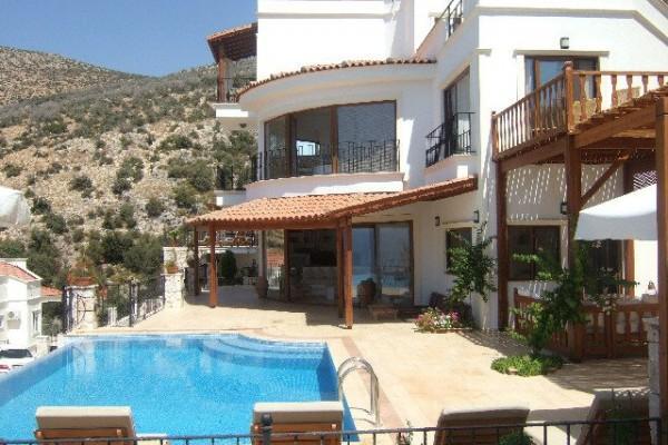 (010HH) Luxury 6 Bed Amazing Villa - Image 1 - Kalkan - rentals