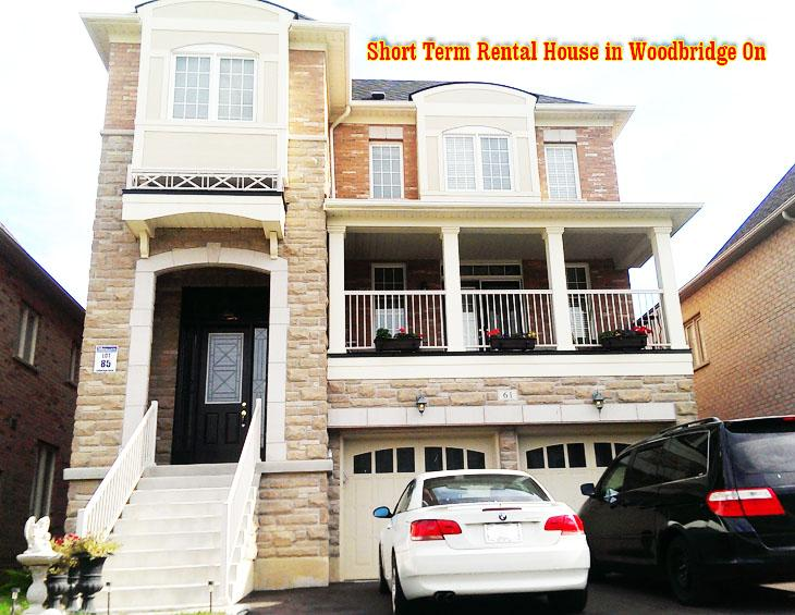 Main outside - Star Hotel Quality Short-Term Full House n Toronto - Toronto - rentals