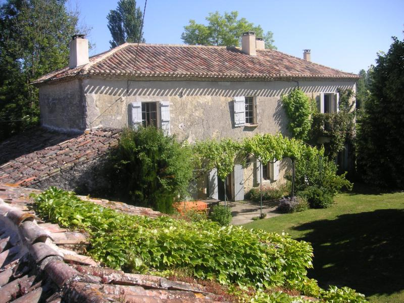 Beautiful old Dordogne Farmhouse, sleeps 8. - Image 1 - Lot-et-Garonne - rentals