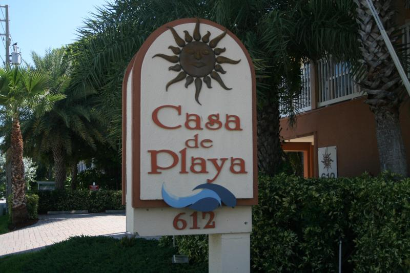 Welcome to Casa De Playa! Your vacation is about to begin... - Luxury Oceanfront IRB Condo @ Casa de Playa - Indian Rocks Beach - rentals
