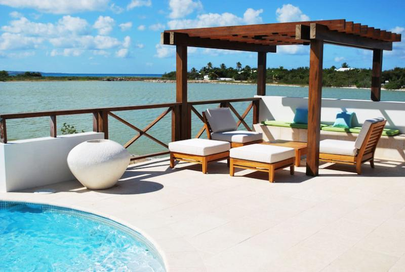 SPECIAL OFFER: Anguilla Villa 53 Combines The Best Of The Natural Tranquility Of The Beach, With Luxury. - Image 1 - Rendezvous Bay - rentals