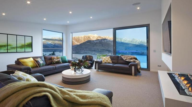 Living area - St. Andrews Park - Queenstown - rentals