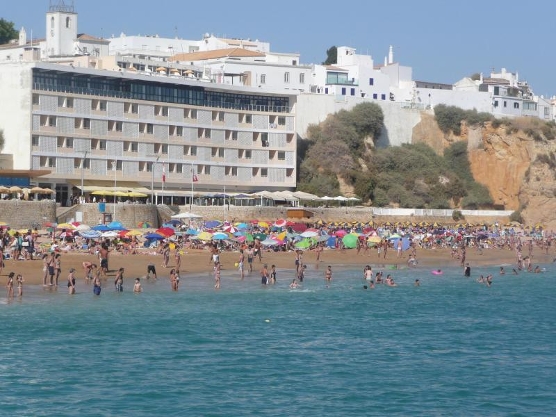 Fish man beach - Beautiful Apartment in Albufeira,Beautiful sea views - Albufeira - rentals
