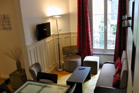 Apartment Convention Paris apartment 15th arrondissement, short term Paris apartment, one bedroom Paris apartment for short term stay - Image 1 - 15th Arrondissement Vaugirard - rentals