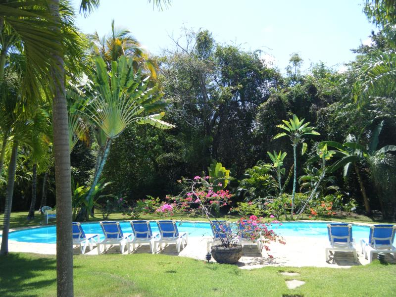 Private villa pool - The White House at Sea Horse Ranch - Cabarete - rentals