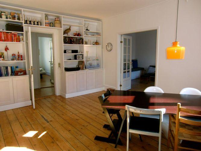 Egegade Apartment - Copenhagen apartment in a classy property at Noerrebro - Copenhagen - rentals