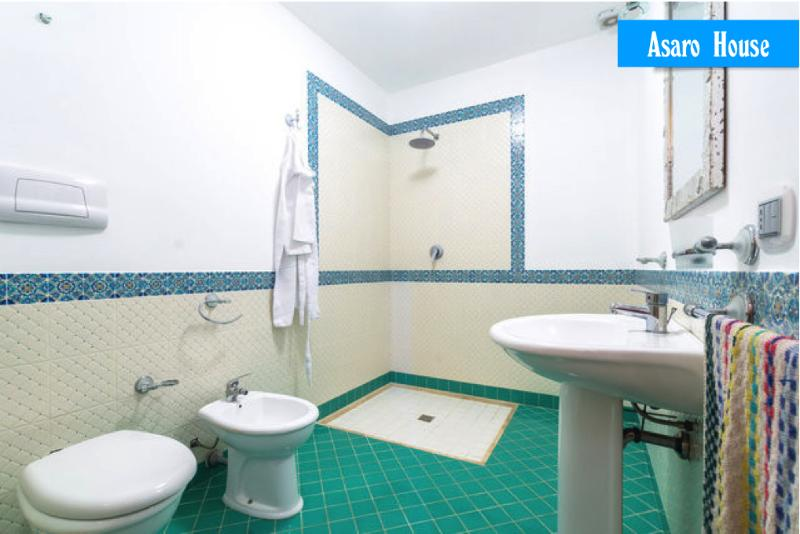 Bathroom - Nice apartment in the Historic Centre - Mazara del Vallo - rentals