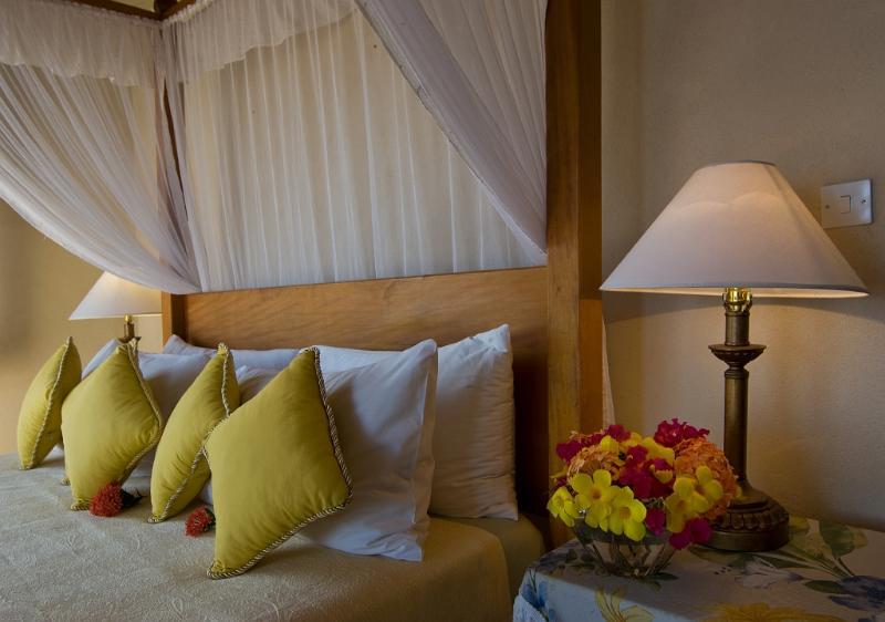 Master Bedroom - Villa Helianthus, Bequia - Bequia - rentals