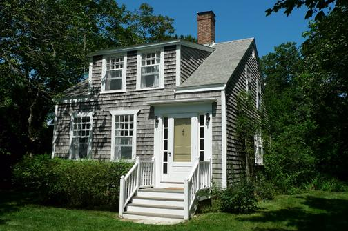 1659 - Charming Edgartown Bungalow - Image 1 - Edgartown - rentals