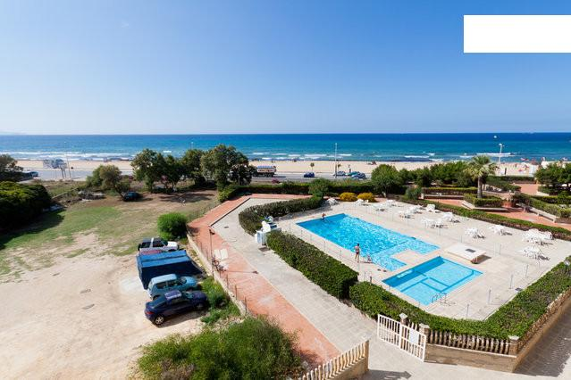 Flat with swimming pool, in front of the beach!!! - Image 1 - Trapani - rentals