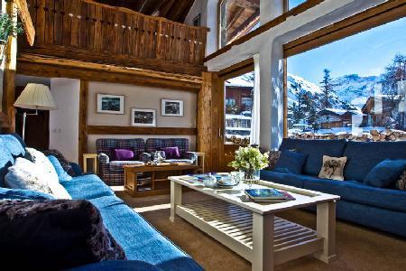 Chalet La Bergerie- superb Alps view, Ski-in/Ski-out, Jacuzzi- sauna - Image 1 - Val-d'Isère - rentals