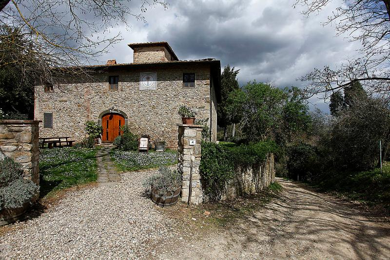 Immersed in the countryside, with pool - Image 1 - San Casciano in Val di Pesa - rentals