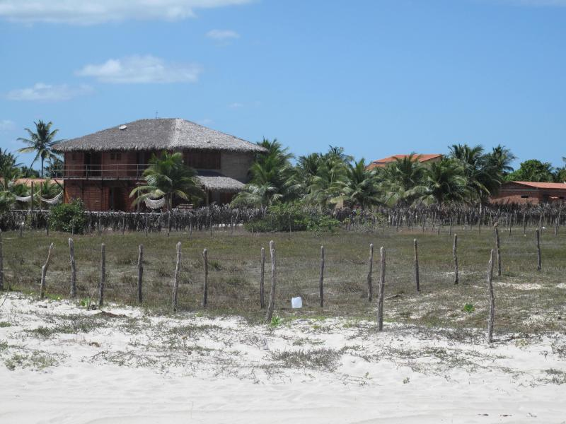 Global view - Coqueiro on the beach sand -Preà - Jericoacoara - - Jericoacoara - rentals