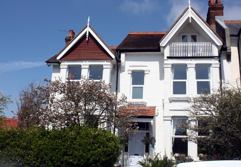 Our beautiful family house is well situated in Brighton - Family House in Central Brighton - Brighton - rentals