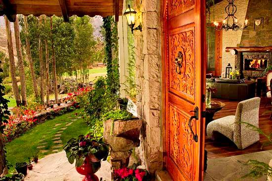 Villa Entrance - Cusco Villas B&B Up to 8 People - Cusco - rentals