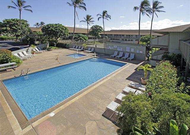 Kihei Bay Surf Just Across The Street From The Beach - Kihei Bay Surf #109 Remodeled Studio Sleeps 3! Great Rates! - Kihei - rentals