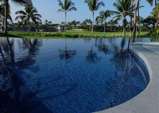 Infinity Pool - NEWLY RENOVATED - Fairway Villas I3 - Waikoloa - rentals