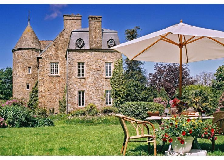C16th Normandy Chateau - Image 1 - France - rentals