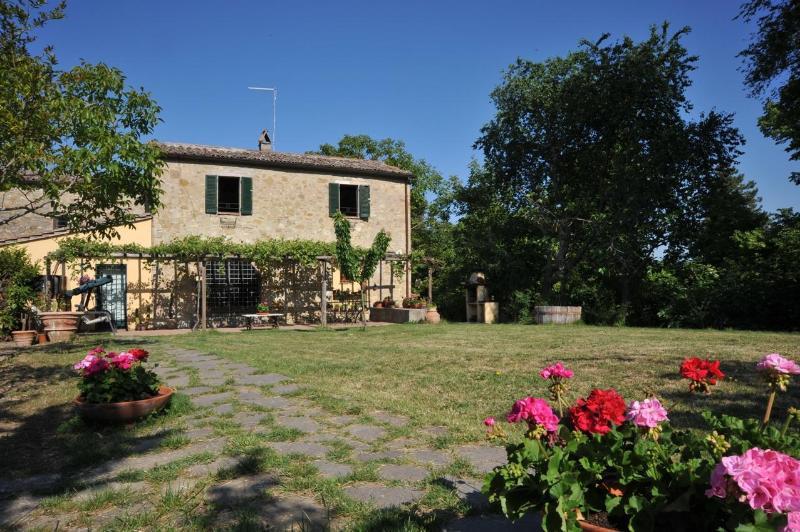 garden - B&B Perugia immerso nel verde della campagna - Perugia - rentals