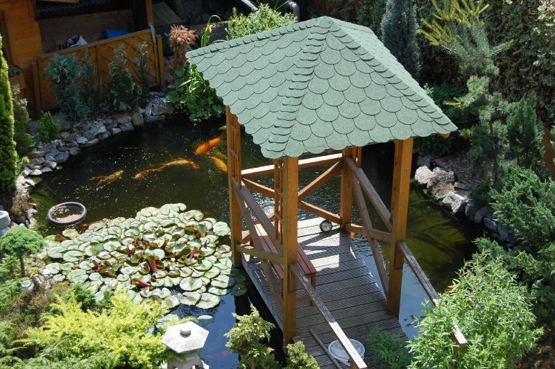 Garden with koi pond - holiday appartment - Mechernich - rentals