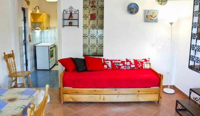 main room - Home holidays I7PINI Apt. LUCIA - Torre Del Greco - rentals