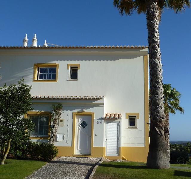 Front of the House - Parque da Floresta Golf Village Townhouse, Budens - Budens - rentals
