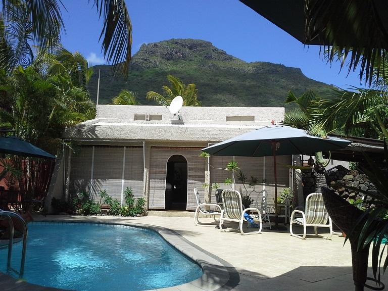 paradise nest guest house - ParadiseNest villa 1 exotique villa - La Mivoie - rentals