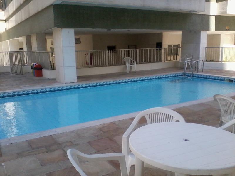 outdoor swimming pool - Ipanema beach great location Prudente de Moraes - Rio de Janeiro - rentals