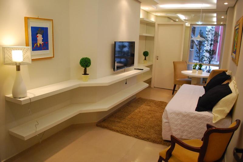 Modern 1 bedroom apart in downtown. - Image 1 - Curitiba - rentals
