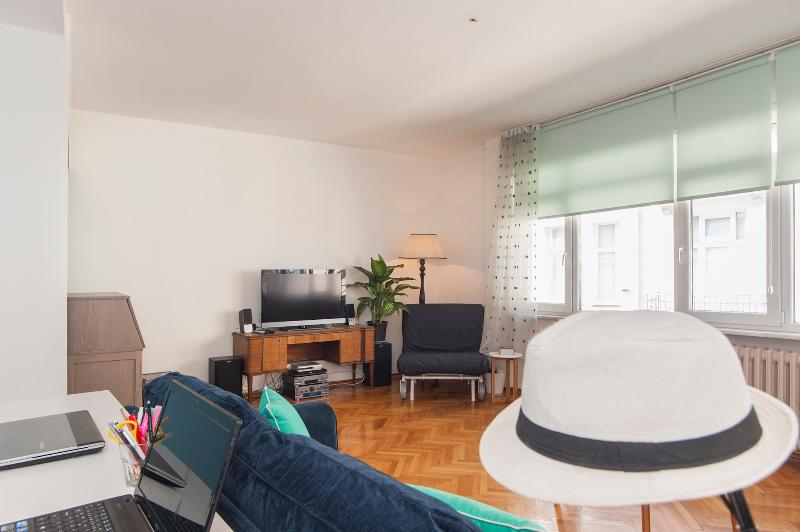 Large & Comfy Flat With Elevator At Heart Of Cihangir - Image 1 - Istanbul - rentals