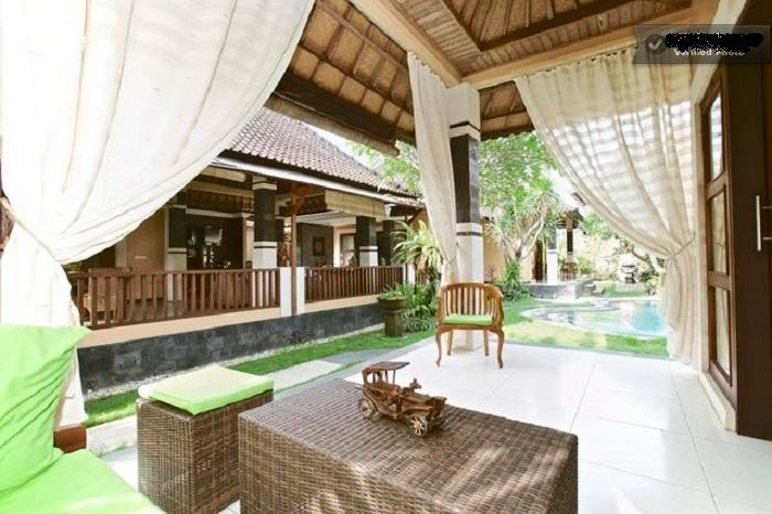 3 bedroom villa. Some rooms have verand. - Beautiful villa with swimming pool in Sanur! - Sanur - rentals
