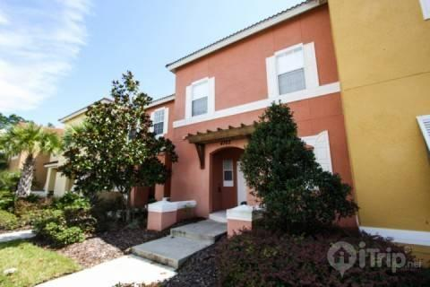 3 bed 2.5 bath town home - 4762 Terra Verde - Kissimmee - rentals