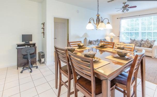 WINDSOR PALMS (8107CP) - GREAT 3BR 2BA Condo, 2 Master KING, gated Resort, close Disney - Image 1 - Four Corners - rentals