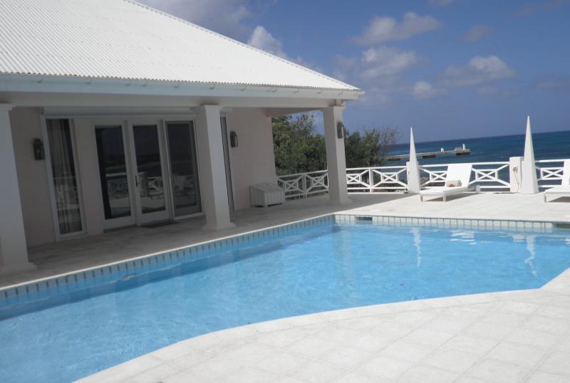 Bedroom near pool - BIANCA BEACH VILLA - Anguilla - rentals