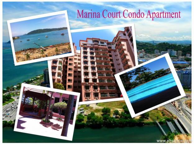 Marina Condominium Holiday Homestay - Marina Condominium Kota Kinabalu Holiday Homestay - Kota Kinabalu - rentals