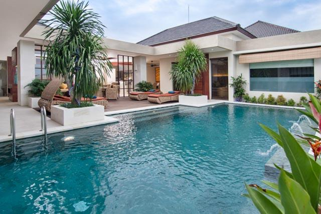 Private Pool - Villa Lisha  Deluxe - Pool villa - Seminyak - rentals