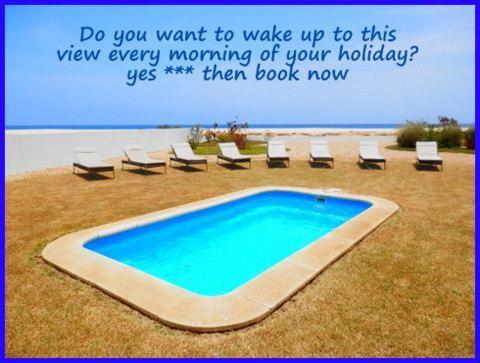 Frontline 5 Bed Luxury Villa - 5 Bedroomed Luxury Private Villa With Pool - Santa Maria - rentals