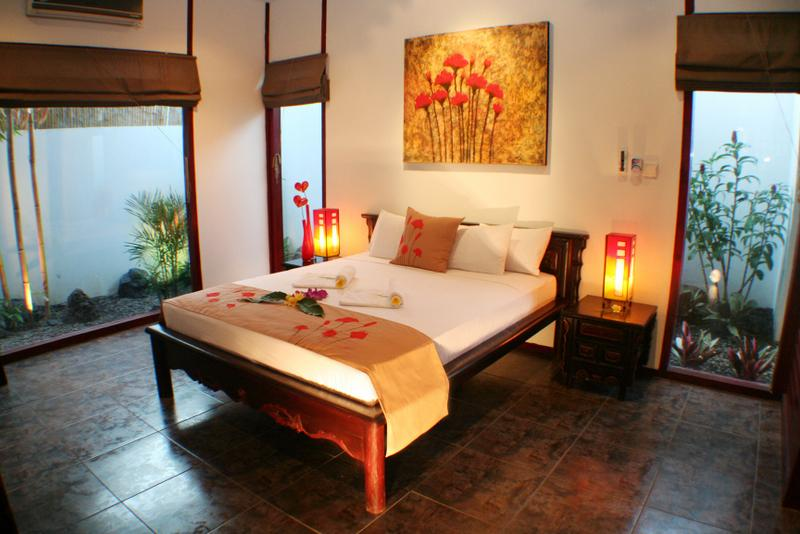 Bonsai villas 1 seminyak - Image 1 - Seminyak - rentals