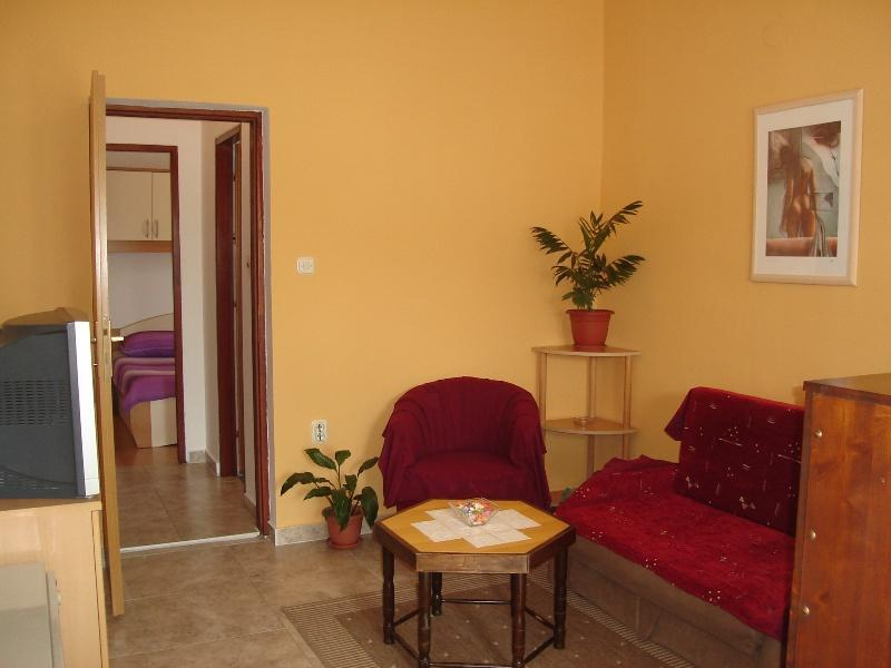 Living room - Cozy apartment in relaxing environment - Zadar - rentals