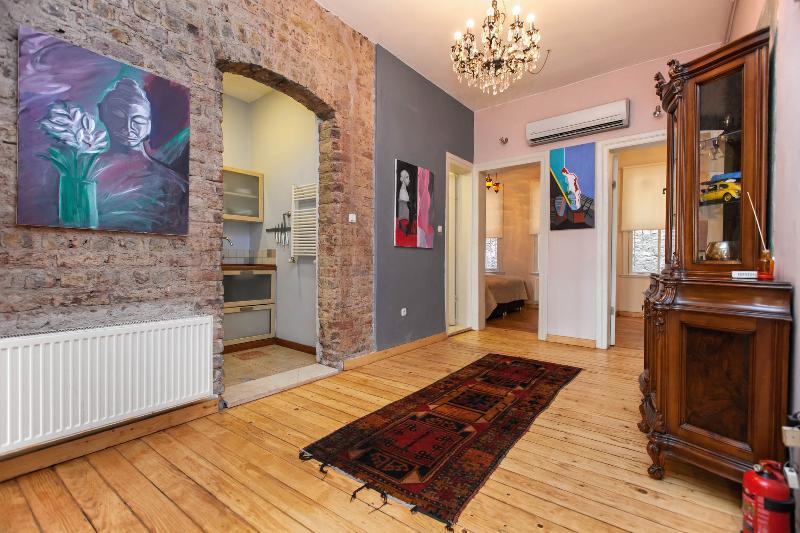 2 Bedrooms & Galata & Best Design - Image 1 - Istanbul - rentals