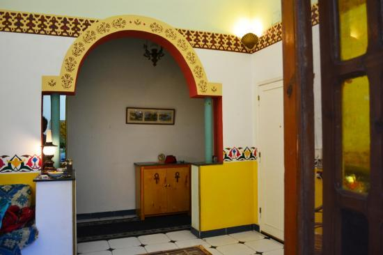 Living room Nefertari - Apartment on the Nile (West Bank) - Luxor - rentals