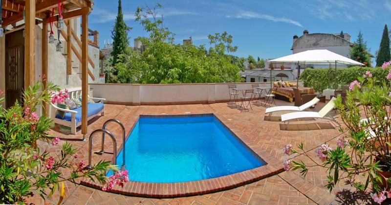 Amazing terrace! - Casa Bombo - Province of Granada - rentals