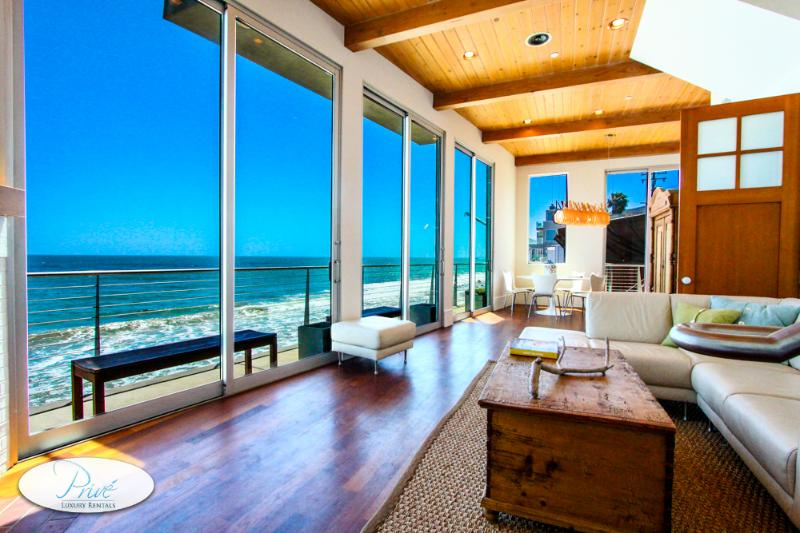 Malibu Luxury 3 Level Beach House - Image 1 - Malibu - rentals