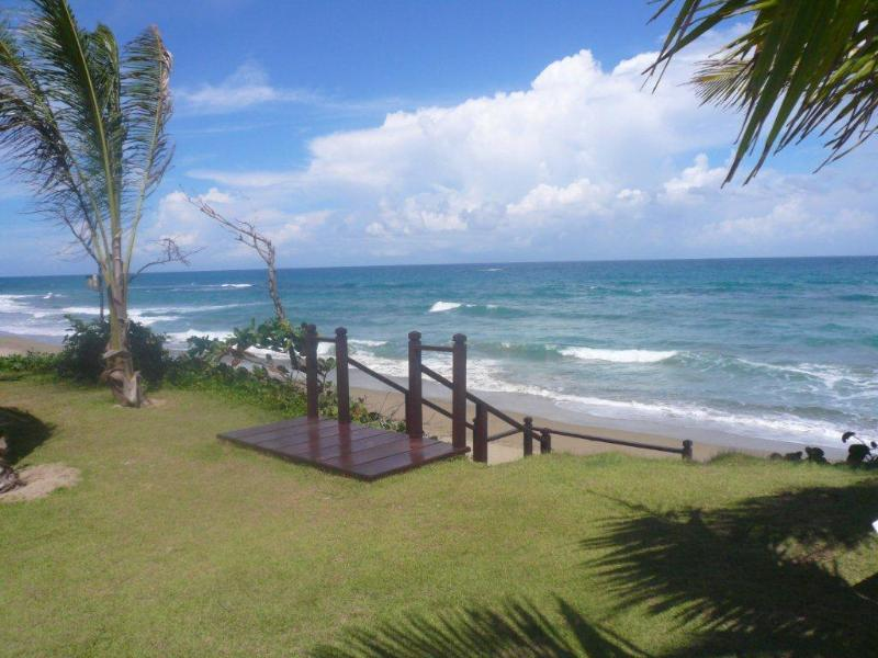 Access to the beach - 1BR Beachfront Cabarete K-1 - Cabarete - rentals