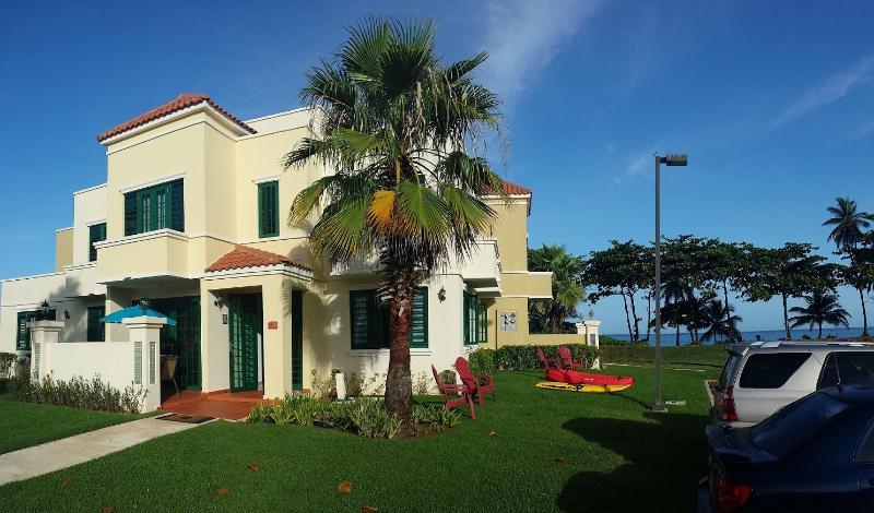 VillaNicky Beachfront Villa - VillaNicky Rincon, PR 2,800 sqft Beach Front Oasis - Rincon - rentals